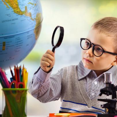 为什么孩子在学习中离不开学具?